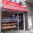 sandwich Cafe Lille:サンドイッチカフェ リール: