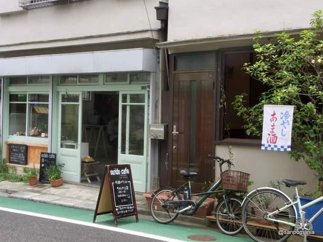 2012/07/05:水道カフェ:外観:5609