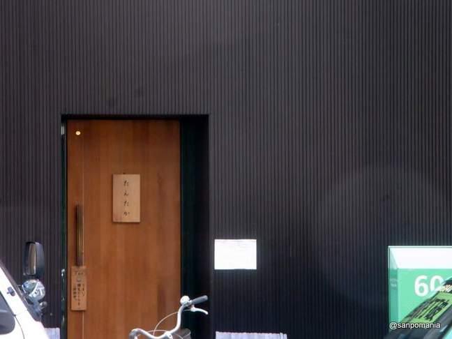 2012/08/17:神楽坂 たんたか:外観:5648