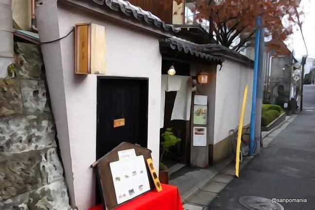 2012/12/23:神楽坂 久露葉亭:外観:5722