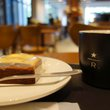 Starbucks Coffee:スターバックス飯田橋サクラテラス店