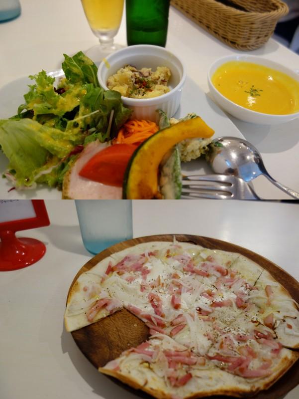 2014/10/05:フレンチ前菜食堂 ボン・グゥ神楽坂:ランチ:5512