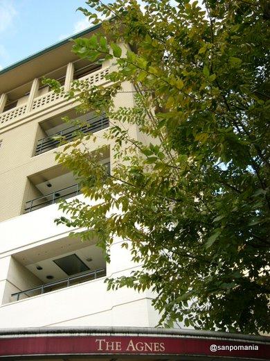 2006/09/27 アグネスホテル 外観