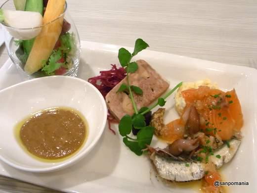 2012/03/13:フレンチ前菜食堂 ボン・グゥ神楽坂:一人ディナー:5512