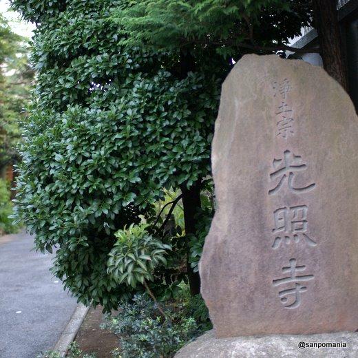 2010/10/17:光照寺 牛込城跡:外観:5124