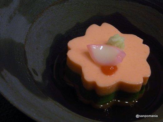 2012/04/05:神楽坂 くろす:一人ディナー:5501