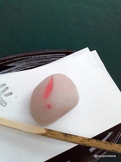 2008/10/05;貞茶屋のお菓子