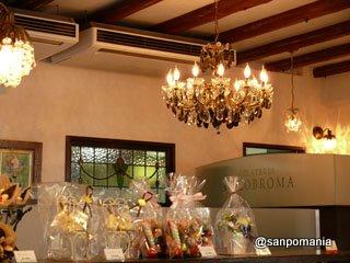 2007/10/06:ジェラテリア テオブロマ:内装:1701