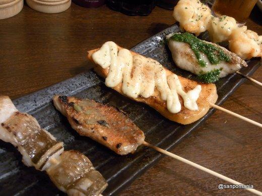 2011/07/03:魚串 さくらさく:一人ディナー:4846