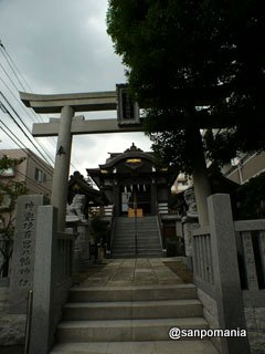 2007/10/13:若宮八幡神社:外観:1989